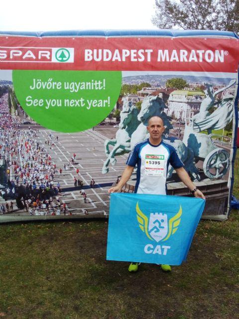 El CAT ha estado presente este fin de semana en la Maratón de Budapest, Vara Trail y MM Paraíso Salado, Foto 6