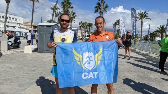 El CAT ha estado presente este fin de semana en la Maratón de Budapest, Vara Trail y MM Paraíso Salado, Foto 1