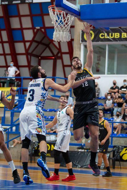 Victoria solvente del Hozono Global Jairis frente a Molina Basket - 4, Foto 4