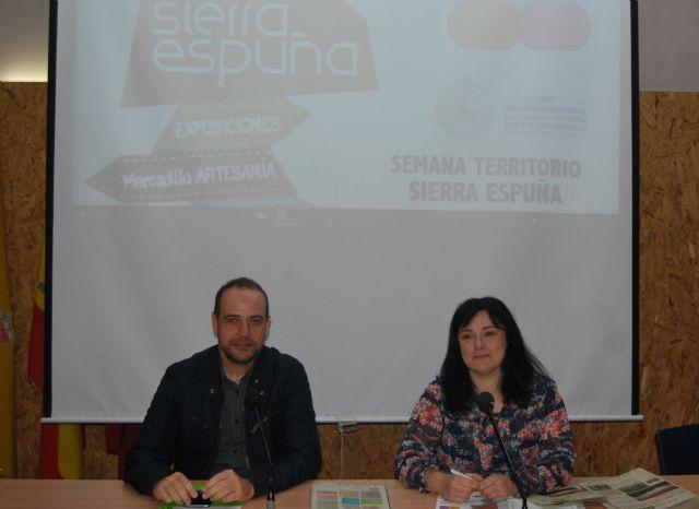 El Territorio Sierra Espuña celebra la renovación de la Carta Europea de Turismo Sostenible, Foto 4