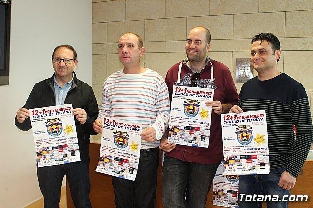 El Moto Club Ráfagas organiza el 12+1 Moto-Almuerzo Ciudad de Totana el próximo 26 de noviembre en homenaje a Ángel Nieto, Foto 1