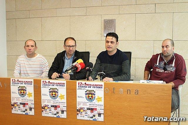 El Moto Club Ráfagas organiza el 12+1 Moto-Almuerzo Ciudad de Totana el próximo 26 de noviembre en homenaje a Ángel Nieto, Foto 2