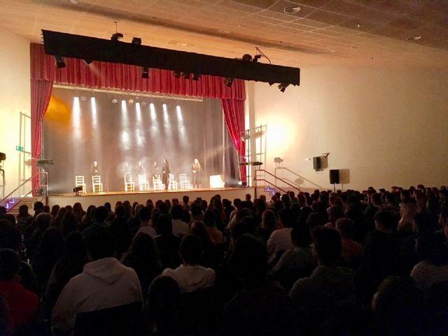 Más de 600 personas asistirán hoy a la representación de La casa de Bernarda Alba por Alquibla Teatro - 1, Foto 1