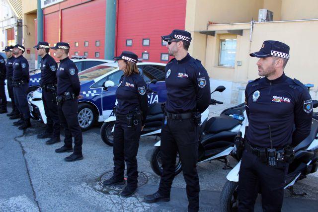 Presentadas dos nuevas motocicletas para la Policía Local - 5, Foto 5