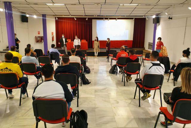 El equipo de rastreadores integrado por 23 trabajadores del Ayuntamiento de Caravaca comienza su labor este miércoles - 1, Foto 1