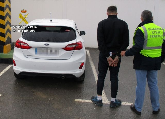 The Civil Guard detains the driver who fatally ran over a pedestrian in August 2018 in Totana and fled