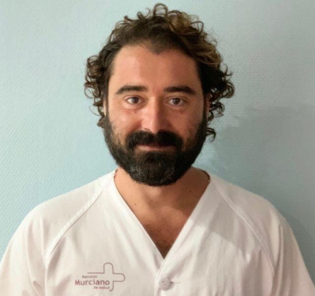 El investigador y profesor de la UMU Juan de Dios Berná recibe el Premio Nacional de Radiología - 1, Foto 1