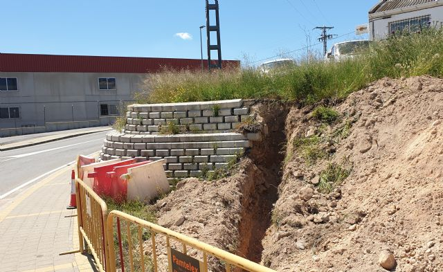 Finalizan las obras de mejora de abastecimiento energético del Polígono Industrial Cerro del Castillo - 1, Foto 1
