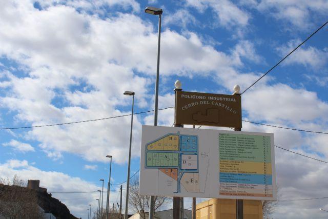 Finalizan las obras de mejora de abastecimiento energético del Polígono Industrial Cerro del Castillo - 3, Foto 3
