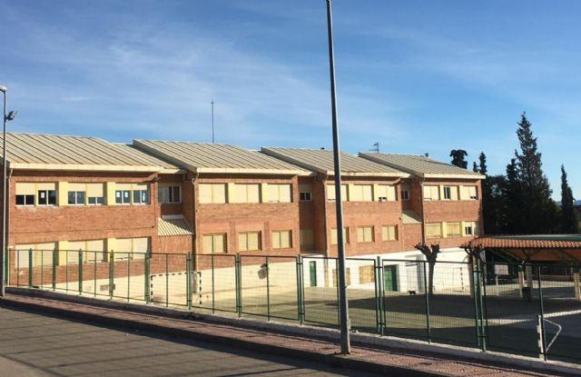 El PSOE denuncia que el PP incumple su promesa de dotar de sombras a los colegios del municipio - 1, Foto 1