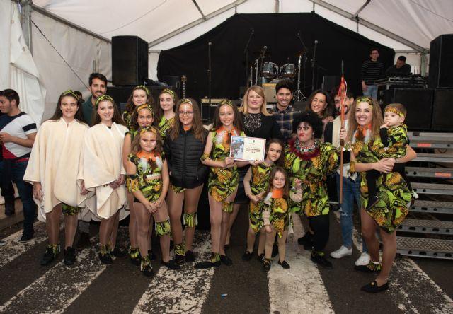 La escuela de danza ´De Rosa´ vuelve a ganar el desfile de carrozas, Foto 3