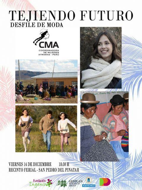 ´Tejiendo futuro´ con las Mujeres Amaras - 1, Foto 1