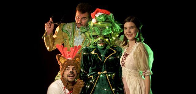 EL GRINCH y cómo casi roba la Navidad el 3 de Enero en el Auditorio de Calasparra - 2, Foto 2