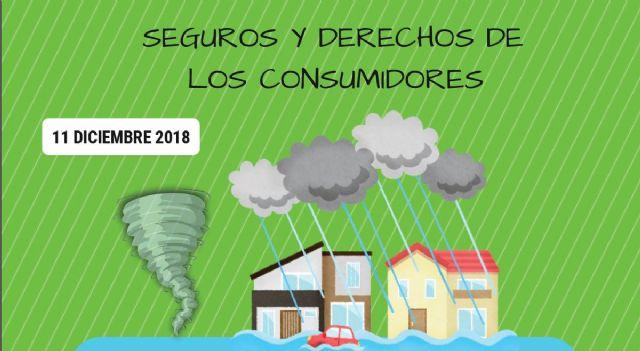 Cartagena acoge una jornada sobre información de consumidores de seguros - 1, Foto 1