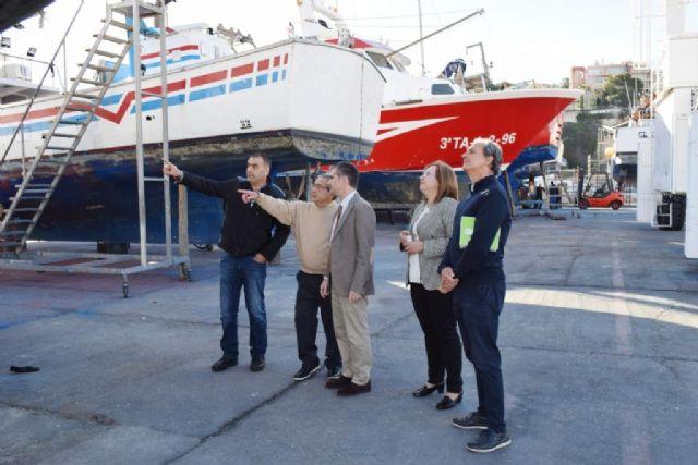 La pesca de cerco inicia su paro biológico hasta el 6 de enero, Foto 1
