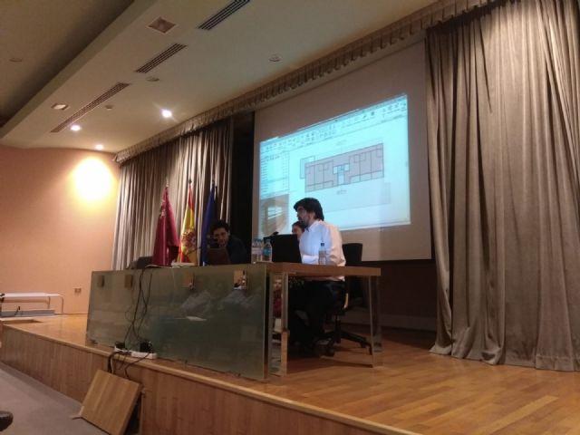 El Ayuntamiento de Pliego, pionero en utilizar una herramienta informática que permite el ahorro de costes y tiempo en proyectos de edificación e ingeniería - 1, Foto 1