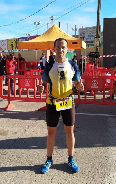 Edu Lucas, del Club Atletismo Totana, participa en los 11 km Villa de Torre Pacheco - 2, Foto 2