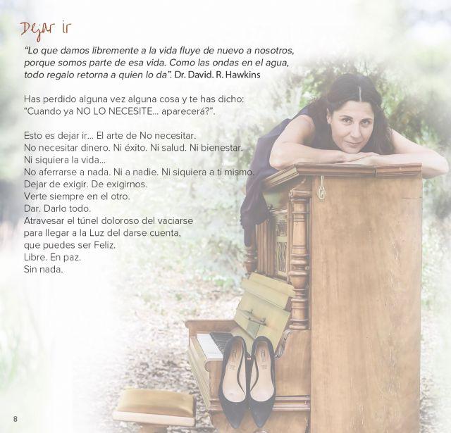 Nuevo Álbum de la pianista yeclana Conchi Muna: Dejar ir-Loslassen - 1, Foto 1