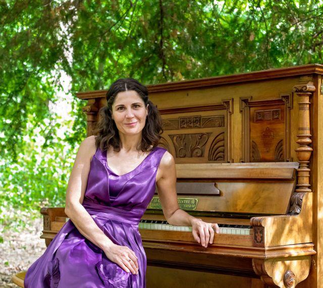 Nuevo Álbum de la pianista yeclana Conchi Muna: Dejar ir-Loslassen - 2, Foto 2