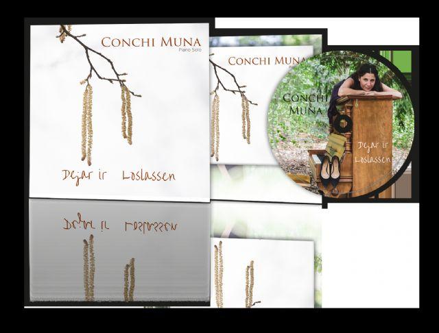 Nuevo Álbum de la pianista yeclana Conchi Muna: Dejar ir-Loslassen - 5, Foto 5