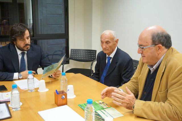 Destinan 30.000 euros a Fecamur para apoyar el cooperativismo agroalimentario