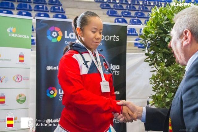 Una murciana logra el tercer puesto en la liga nacional - 2, Foto 2
