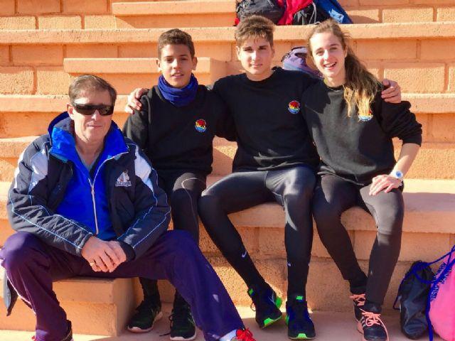 Destacada actuación del Club Atletismo Mazarrón en el Critérium Regional de Lorca - 1, Foto 1
