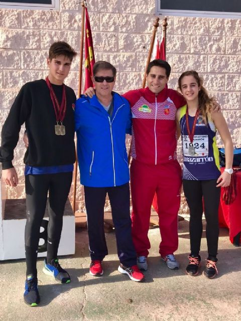 Destacada actuación del Club Atletismo Mazarrón en el Critérium Regional de Lorca - 2, Foto 2