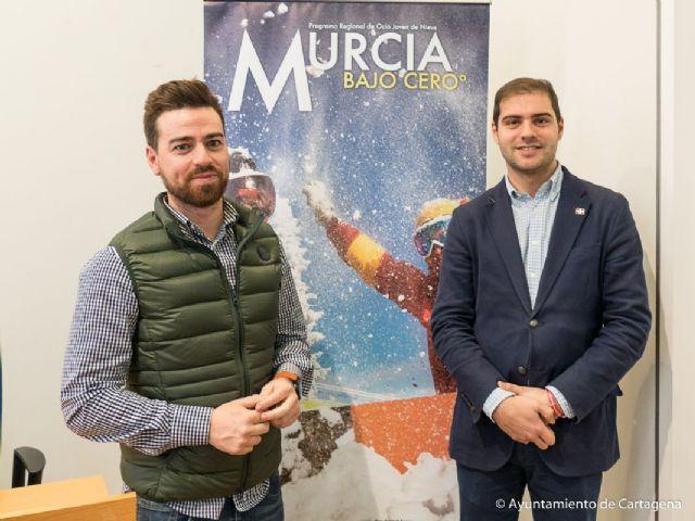 Murcia Bajo Cero ofrece 600 plazas para ir a esquiar - 1, Foto 1