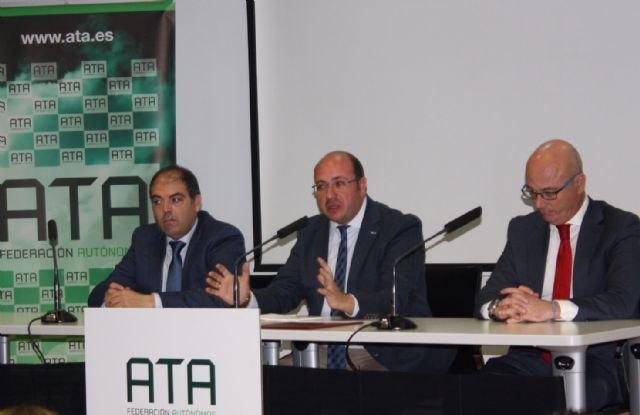 Pedro Antonio Sánchez anuncia que este mes se convocará la ´Cuota cero´ para los jóvenes autónomos menores de 30 años - 1, Foto 1