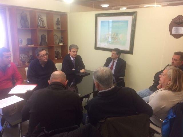 Fomento avanza en los proyectos de obras en las carreteras del entorno del Castillo de Lorca para evitar nuevos desprendimientos de piedras - 1, Foto 1