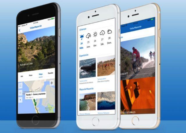 Una aplicación móvil mostrará en Fitur el potencial de las rutas turísticas que ofrece Mazarrón - 1, Foto 1