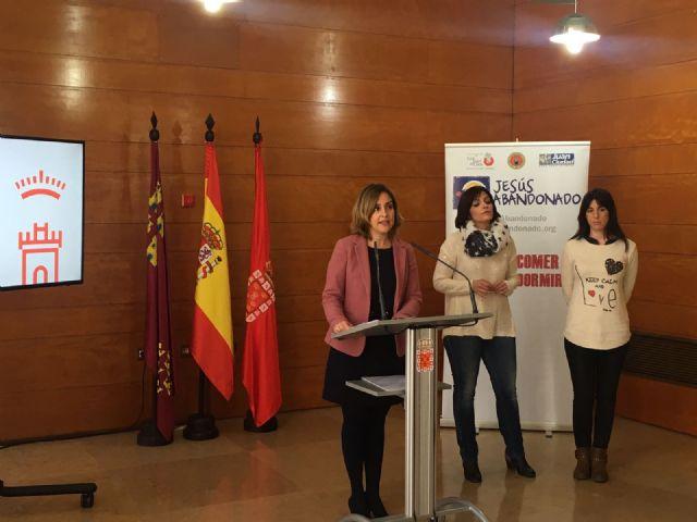 Derechos Sociales y Jesús Abandonado ponen en marcha el proyecto Housing First de acompañamiento a la integración de personas sin hogar - 2, Foto 2