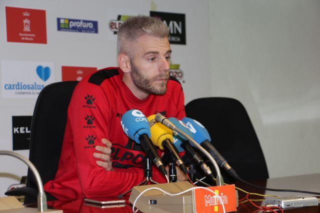 Miguelín: Estoy seguro que el equipo se dejará la piel, junto a nuestra afición, por los tres puntos - 1, Foto 1
