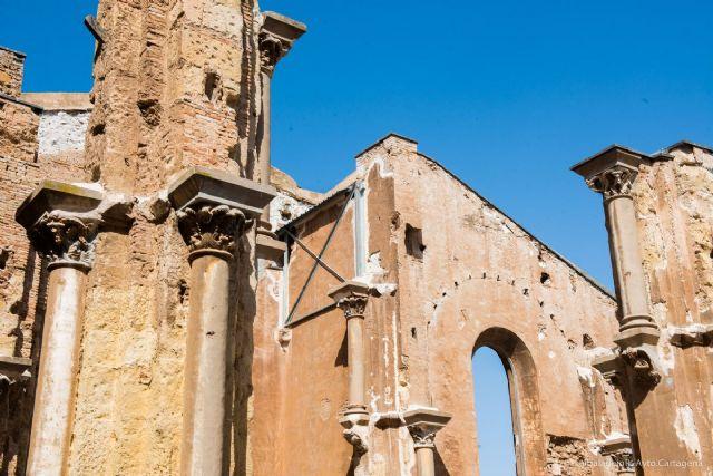 El Ayuntamiento y el Ministerio de Fomento firmarán un protocolo de colaboración para la restauración del Anfiteatro romano y de la Catedral Vieja - 1, Foto 1
