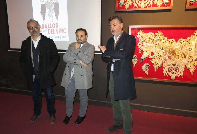La Casa-Museo de los Caballos del Vino acoge una reunión para impulsar la cualificación profesional del sector del bordado - 1, Foto 1