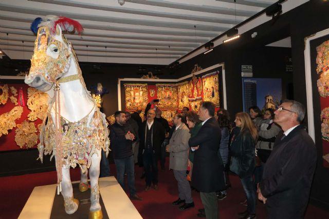 La Casa-Museo de los Caballos del Vino acoge una reunión para impulsar la cualificación profesional del sector del bordado - 3, Foto 3