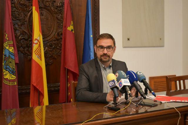 Diego José Mateos vuelve a exigir a todas las administraciones medidas para el refuerzo de la seguridad contra la oleada de robos en las pedanías - 1, Foto 1