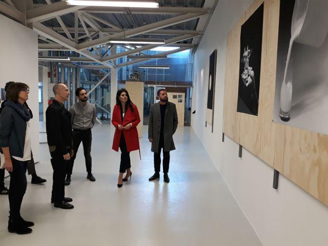 El Centro Párraga inaugura dos exposiciones simultáneas que permiten tomar el pulso de la creación contemporánea, Foto 1