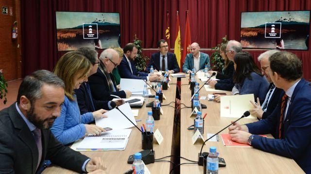 El primer Recinto Ferial del Campo de Murcia se construirá este año en Corvera - 1, Foto 1