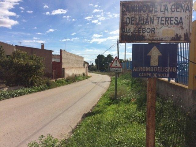 Se adjudica el contrato para la confección de la 1ª Fase del Catálogo de Caminos Rurales en el municipio de Totana - 1, Foto 1
