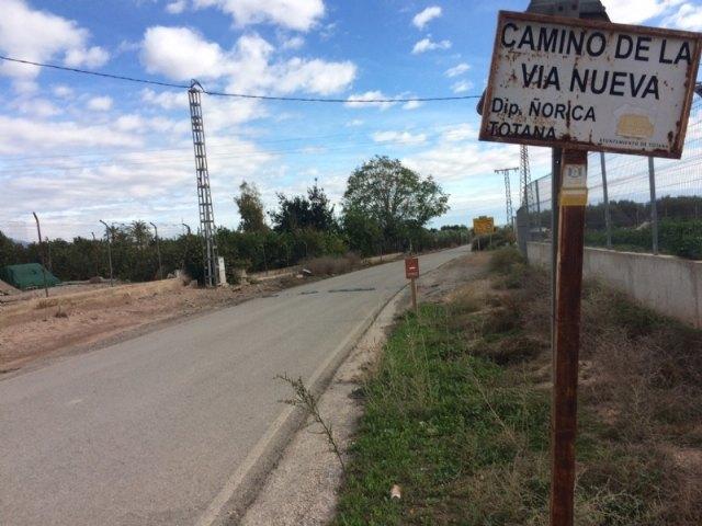 Se adjudica el contrato para la confección de la 1ª Fase del Catálogo de Caminos Rurales en el municipio de Totana - 4, Foto 4