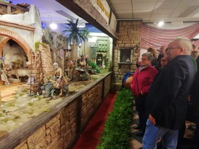 """Más de 5.500 personas han visitado este año el Belén Municipal """"Muestra de Arte Belenista"""", Foto 2"""