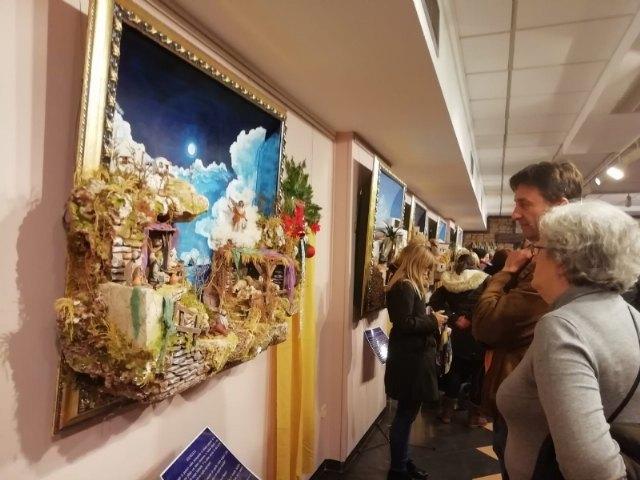 """Más de 5.500 personas han visitado este año el Belén Municipal """"Muestra de Arte Belenista"""", Foto 4"""