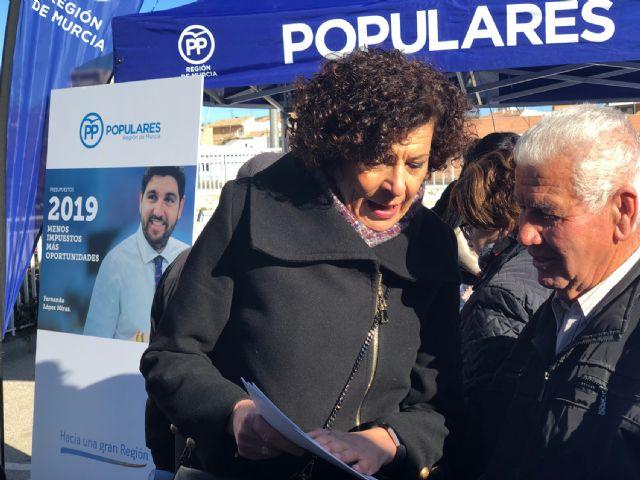 El Gobierno regional destinará más de 28 millones de euros al municipio de Puerto Lumbreras - 1, Foto 1