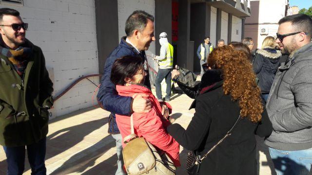 El Alcalde destaca que la entrega de las viviendas del nuevo barrio de San Fernando, que será el 11 de marzo, simboliza la culminación del proceso de reconstrucción tras los terremotos - 4, Foto 4