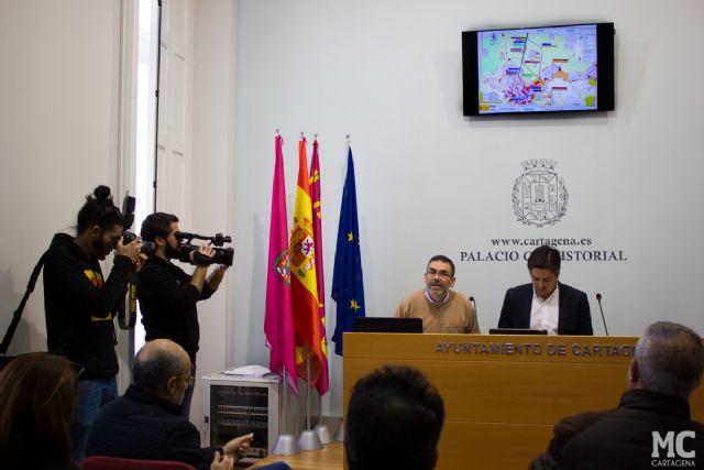 López alerta de que PSOE y PP quieren traer el AVE a Cartagena sin soterrar y en 2025 - 1, Foto 1