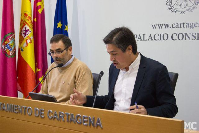 López alerta de que PSOE y PP quieren traer el AVE a Cartagena sin soterrar y en 2025 - 2, Foto 2