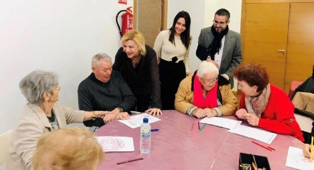 La Comunidad ofrece más estabilidad en las residencias para personas mayores gracias a los conciertos sociales, Foto 1