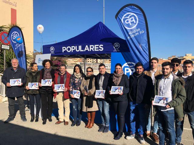 El Partido Popular explica los presupuestos de la Comunidad Autónoma de 2019 en Las Torres de Cotillas y Puerto Lumbreras - 3, Foto 3